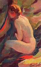 One Eyes Nude - Maynard Dixon