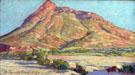 Tempe Butte c1915 - Maynard Dixon