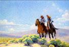 Open Range - W Herbert Dunton
