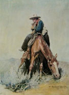 Ralph Phillips 1908 - W Herbert Dunton reproduction oil painting