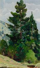Forest Landscape - W Herbert Dunton