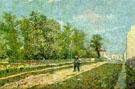 Faubourgs de Paris 1887 - Vincent van Gogh