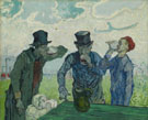 The Drinkers 1890 - Vincent van Gogh