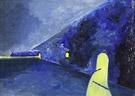 The Sea Wall Kursaal - Leon Spilliaert