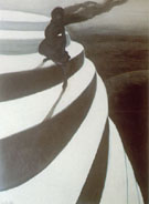 Vertigo Magic Staircase - Leon Spilliaert