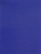 IKB 191 1962 - Yves Klein reproduction oil painting