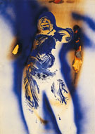Anthropomorphie Sans Titre ANT 8 - Yves Klein reproduction oil painting