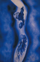 Anthropometry 19 - Yves Klein
