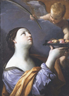 St Dorothy 1630 - Guido Reni