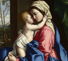 The Virgin and Child Embracing - Guido Reni
