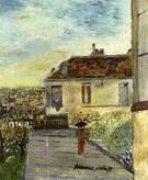 Chaudoin House - Maurice Utrillo