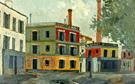 Factory - Maurice Utrillo