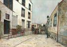 Impasse Trainee 1931 - Maurice Utrillo