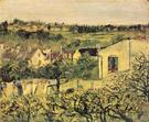 La Butte Pinson 1906 - Maurice Utrillo