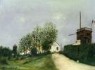 Moulin De Sannois 1912 - Maurice Utrillo