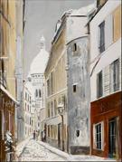 Sacre Coeur - Maurice Utrillo