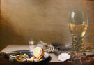 A Banquet Piece 1630 - Pieter Claesz