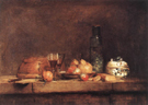 Still Life 1647 - Pieter Claesz reproduction oil painting