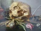 Vanitas 1630 - Pieter Claesz