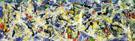 Frieze c1953 - Jackson Pollock