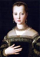 Maria Di Cosimo I de Medici - Agnolo Bronzino