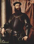 Portrait des Stefano Colonna - Agnolo Bronzino