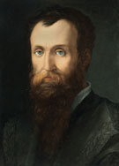 Portrait of Luca Martini - Agnolo Bronzino