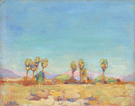 Twentynine Palms California 1930 - Alson Skinner Clark reproduction oil painting