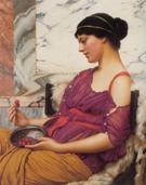 Ismenia 1908 - John William Godward