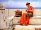 Song without Words - John William Godward