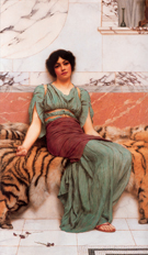 Sweet Dreams - John William Godward