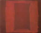 Mural Sketch Seagram Mural Sketch 1959 - Mark Rothko