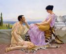 Youth and Time 1901 - John William Godward
