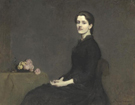 Portrait of Anne Page - Dennis Miller Bunker reproduction oil painting