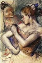 Dancer 1896 2 - Edgar Degas