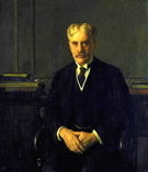 Sir Robert Laird Borden 1920 - Joseph de Camp reproduction oil painting