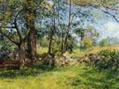 Summer Landscape 1893 - Joseph de Camp