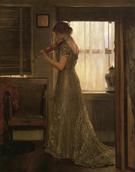 The Violinist - Joseph de Camp