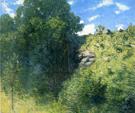 Ravine near Branchville c1905 - Julian Alden Weir