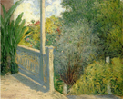 The Veranda - Julian Alden Weir