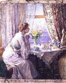 La Mesa Del Desayuno - Harold Gilman