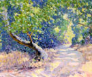 A Sun Dappled Path 1937 - William Henry Clapp