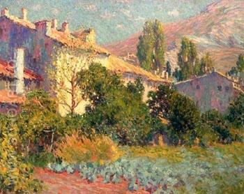 Morning in Spain - William Henry Clapp reproduction oil painting