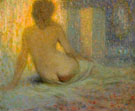 Nude - William Henry Clapp
