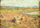 Sunny Hillside - William Henry Clapp
