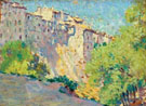 Village of Cuenca Spain - William Henry Clapp