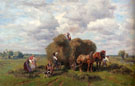 The Hay Harvest - Desire Thomassin