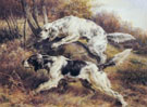 On the King of Gamebirds - Edmund Henry Osthaus reproduction oil painting
