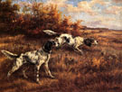 On the Scent - Edmund Henry Osthaus reproduction oil painting