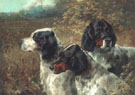 Three English Setters - Edmund Henry Osthaus